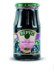Смородина чорна Верес 600г цукор
