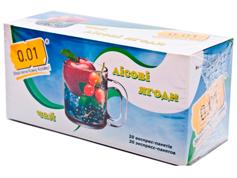 Чай 0.01 20п лесные ягоды