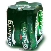 Набір пиво Карлсберг 4х0.5л з.б