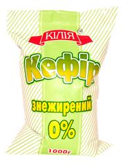 Кефір Кілія 930л 0% п.е