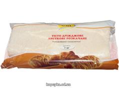 Тесто 0.01 1кг слоеное дрожжевое